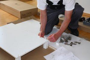 Prezzo montaggio mobili Roma